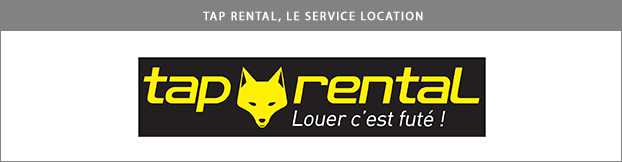 TAP Rental - Service location