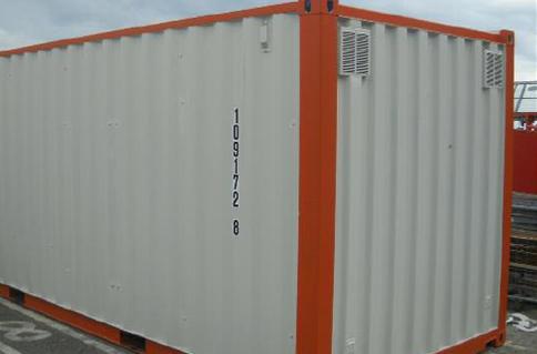 conteneur pour chantier - Spécial BTP
