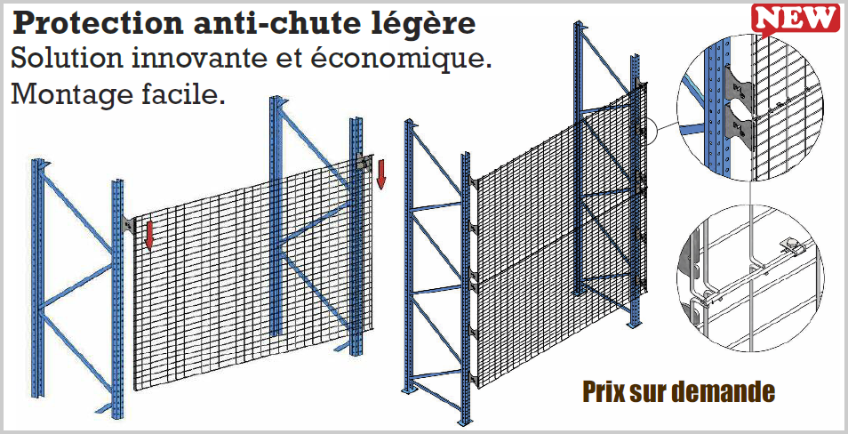 Protection anti-chute